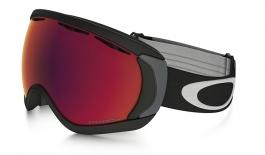 Oakley Canopy Ski Goggles - Matte Black / Prizm Torch Iridium