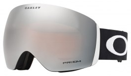 Oakley Flight Deck Ski Goggles - Matte Black / Prizm Black Iridium