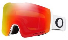Oakley Fall Line XM Ski Goggles - Matte White / Prizm Torch Iridium