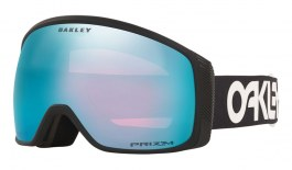 Oakley Flight Tracker XM Prescription Ski Goggles - Factory Pilot Black / Prizm Sapphire Iridium