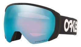 Oakley Flight Path XL Prescription Ski Goggles - Factory Pilot Black / Prizm Sapphire Iridium