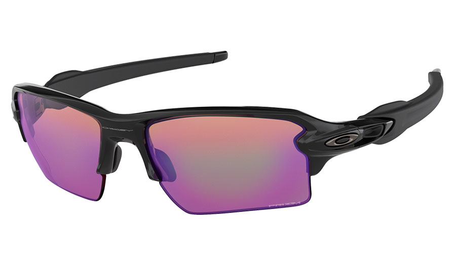775f9bc776 ... Oakley Prizm Golf Sunglasses. 1. 2. 3. 4. PrevNext. Oakley Flak 2.0 XL  Sunglasses - Polished Black ...