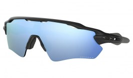 Oakley Radar EV Path Sunglasses - Matte Black / Prizm Deep Water Polarised
