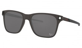 Oakley Apparition Sunglasses - MotoGP Collection - Matte Dark Grey / Prizm Black