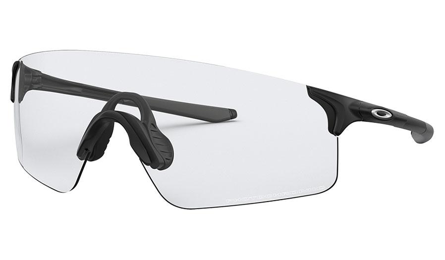 Oakley EVZero Blades Sunglasses - Matte Black / Clear Black Iridium Photochromic