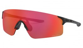 Oakley EVZero Blades Sunglasses - Matte Black / Prizm Trail Torch