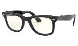 Ray-Ban RB2140 Original Wayfarer Sunglasses - Black / Evolve Clear to Grey Photochromic