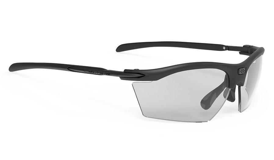 Rudy Project Rydon Sunglasses - Matte Black (Stealth Z87.1+ Edition) / ImpactX 2 Photochromic Black