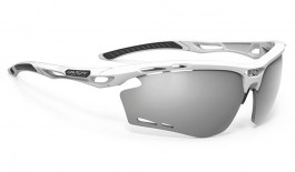 Rudy Project Propulse Sunglasses - White Gloss / Laser Black