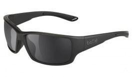 Bolle Kayman Prescription Sunglasses - Matte Black