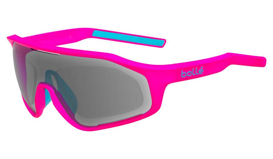 Bolle Shifter Prescription Sunglasses - Matte Pink