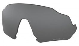 Oakley Flight Jacket Replacement Lens Kit - Prizm Black Polarised
