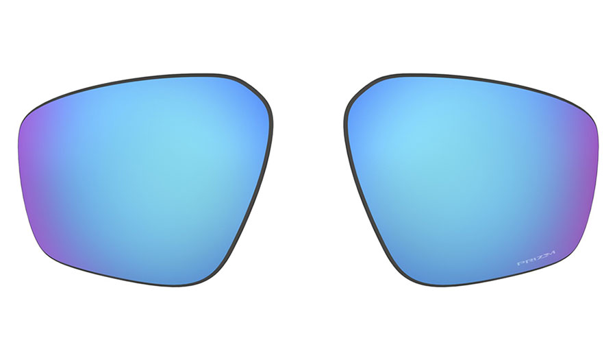 Oakley Field Jacket Replacement Lens Kit - Prizm Sapphire