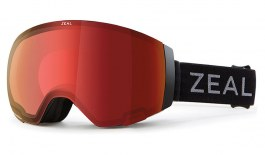 Zeal Portal Ski Goggles - Dark Night / Automatic+ RB Polarised Photochromic + Persimmon Sky Blue Mirror