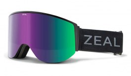 Zeal Beacon Ski Goggles - Dark Night / Jade Mirror Polarised