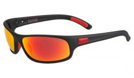 e4735640ae Bolle Anaconda Sunglasses - Matte Black   Metal Red   Brown Fire Polarised