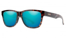 Smith Lowdown Slim 2 Sunglasses - Tortoise / ChromaPop Opal Mirror Polarised