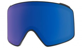 Anon M4 Cylindrical Ski Goggles Replacement Lens - Sonar Blue