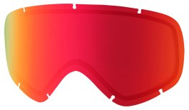 Anon Helix 2.0 Ski Goggle Replacement Lens - Sonar Red