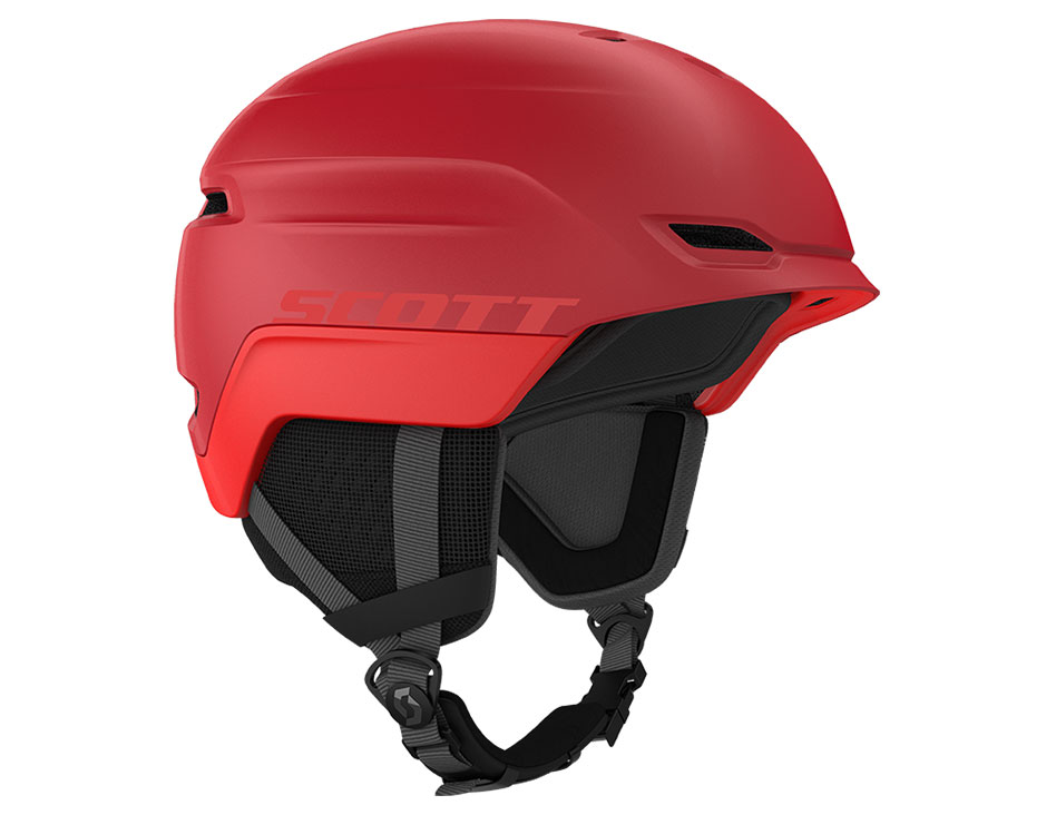 Scott Chase 2 Plus MIPS Ski Helmet - Wine Red