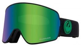 Dragon NFX2 Prescription Ski Goggles - Split / LumaLens Green Ion + LumaLens Amber