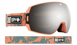 Spy Optic Legacy SE Ski Goggles - Coral Stone / HD+ Bronze Silver Spectra + HD+ Low Light Yellow Green Spectra