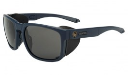 Dragon Latitude X Sunglasses - Matte Navy / Lumalens Smoke