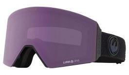 Dragon RVX OTG Ski Goggles - Split / Lumalens Violet + Lumalens Purple Ion