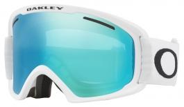 Oakley O2 XL Ski Goggles - Matte White / Violet Iridium