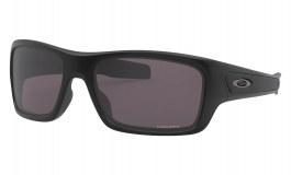 Oakley Turbine XS Sunglasses - Matte Black / Prizm Grey