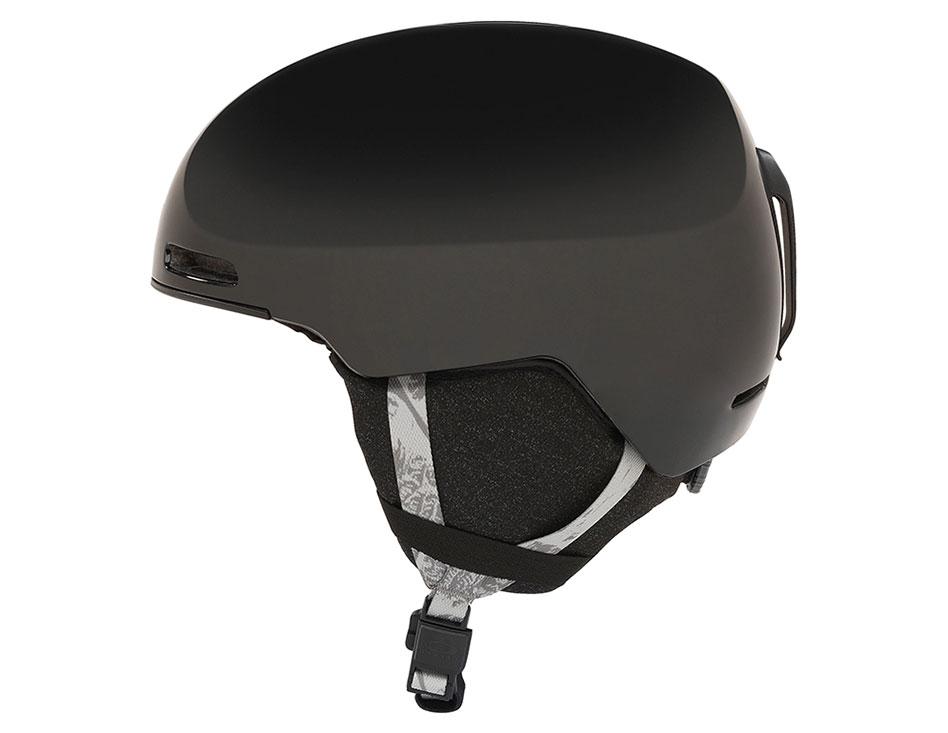 Oakley MOD 1 MIPS Ski Helmet - Stale Sandbech Signature - Polished Black