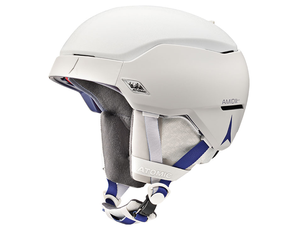 Atomic Count AMID Ski Helmet - White