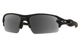Oakley Flak 2.0 Prescription Sunglasses - Matte Black