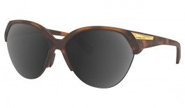 Oakley Trailing Point Prescription Sunglasses - Matte Brown Tortoise