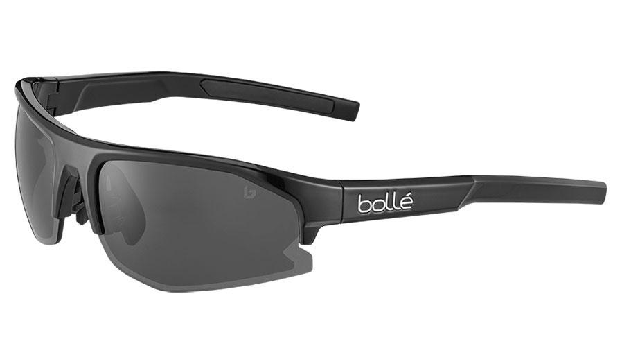 Bolle Bolt 2.0 S Sunglasses - Shiny Black / TNS