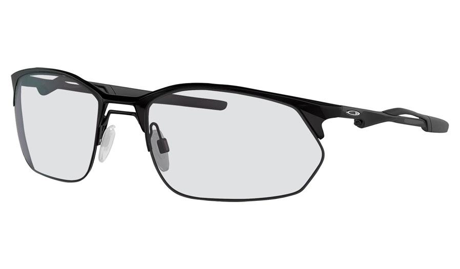 Oakley Wire Tap 2.0 Prescription Sunglasses - Satin Black
