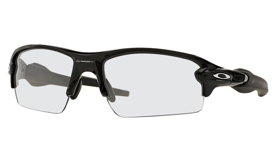 e94a1e597cb Oakley Flak 2.0 Prescription Sunglasses - Polished Black - RxSport
