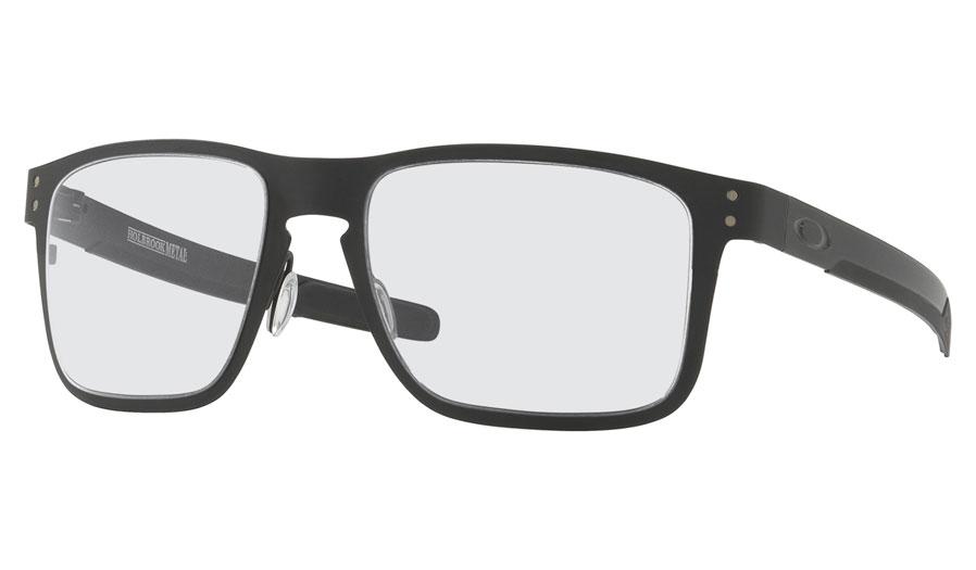 deb3c5ad150 Oakley Holbrook Metal Prescription Sunglasses - Matte Black ...
