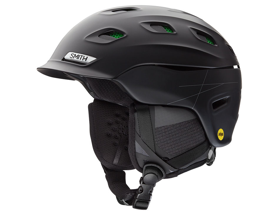 Smith Vantage MIPS Ski Helmet - Matte Black