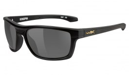 Wiley X Kingpin Prescription Sunglasses - Matte Black