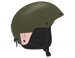 Salomon Spell Ski Helmet - Olive Night