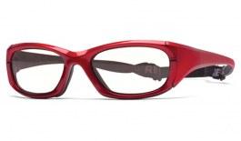 Rec Specs Maxx 30 Glasses - Crimson / Clear