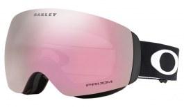 Oakley Flight Deck XM Prescription Ski Goggles - Matte Black / Prizm HI Pink Iridium