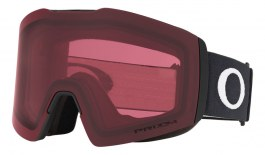 Oakley Fall Line XL Ski Goggles - Matte Black / Prizm Dark Grey