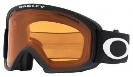 Oakley O Frame 2.0 Pro XL Prescription Ski Goggles - Matte Black / Persimmon + Dark Grey