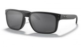 Oakley Holbrook Sunglasses - Matte Black / Prizm Black Polarised