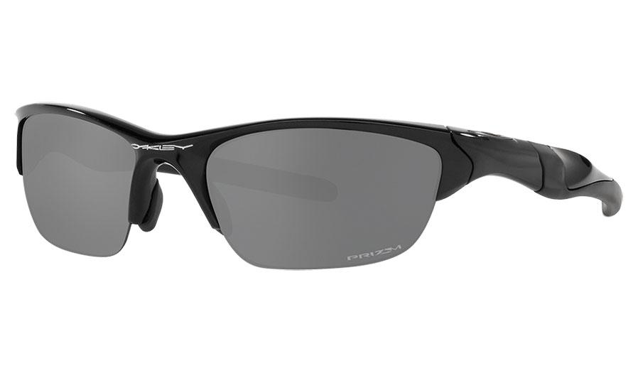 Oakley Half Jacket 2.0 Sunglasses - Polished Black / Prizm Black