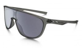 Oakley Trillbe Sunglasses - Matte Grey Ink / Grey