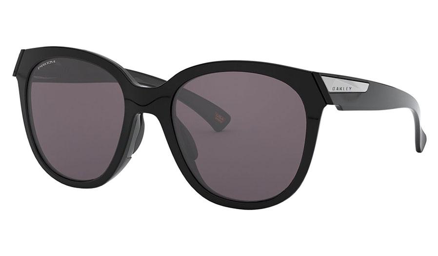 Oakley Low Key Sunglasses - Polished Black / Prizm Grey