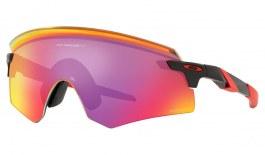 Oakley Encoder Sunglasses - Matte Black / Prizm Road